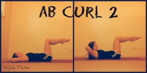 Ab Curl #2: challenge all of the abdominals