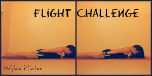Flight challenge: upper body and triceps