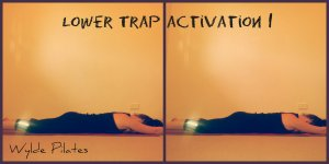 Lower Trapezius Activation 1
