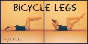 Bicycle Legs: abs