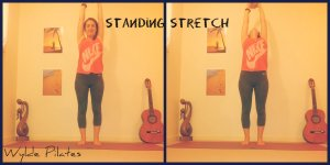 BASIC STANDING STRETCH